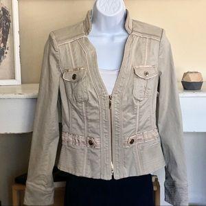 WHBM Career Chic Dress Blazer Jacket